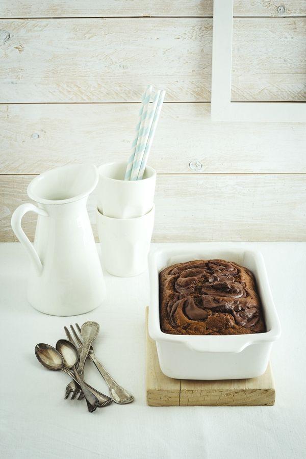 plumcake alla nutella / nutella plumcake recipe