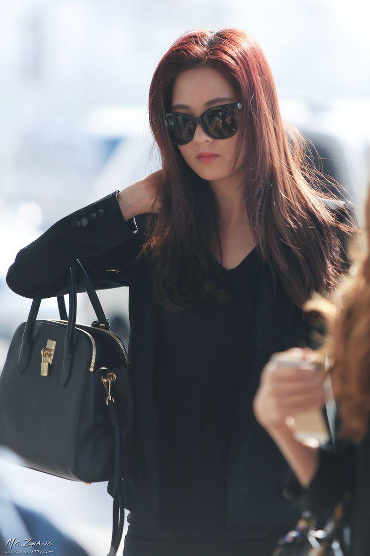 seohyun snsd airport fashion may 2014 seohyun �� pinterest