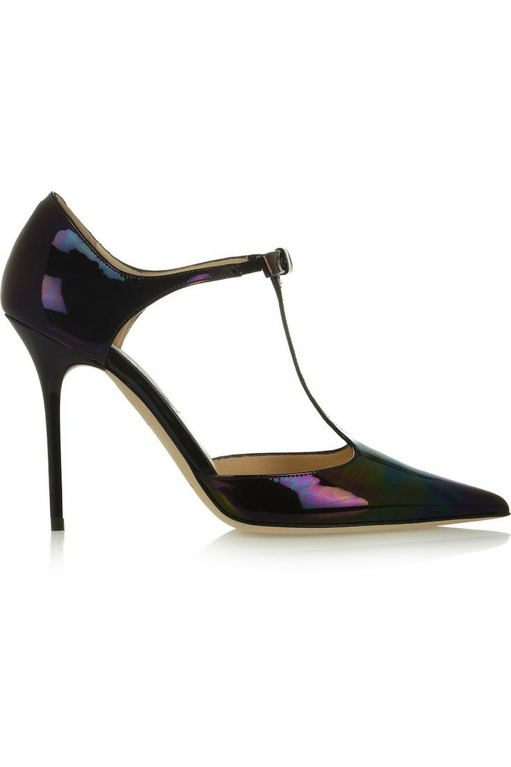 Awesome Iridescent Shoes