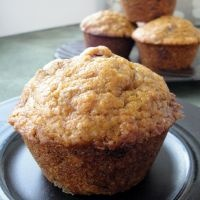Pumpkin Gingerbread Nut Muffins | YUMMY! | Pinterest