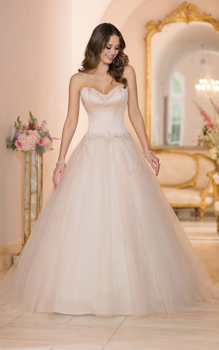 Extravagant Princess Wedding Dresses : Extravagant stella york wedding dresses
