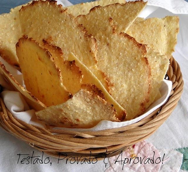 homemade tortilla chips | good food | Pinterest