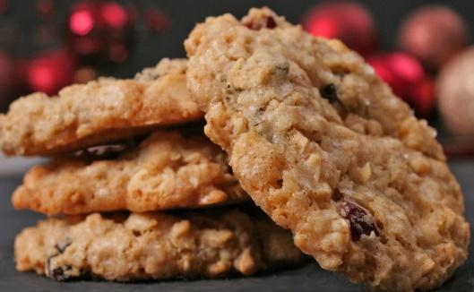 Christmas Cookie Recipe #5: Grandma Meeks' Favorite Oatmeal Cookies