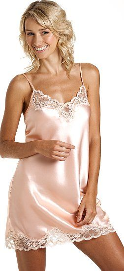 So So Beautiful ~ Monique Silk Chemise