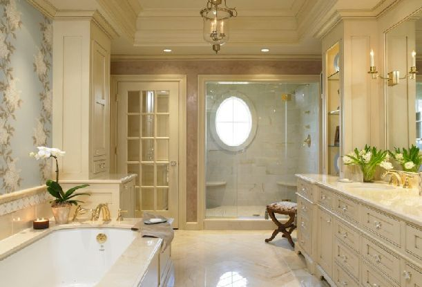 Elegant Bathroom Bathrooms Pinterest