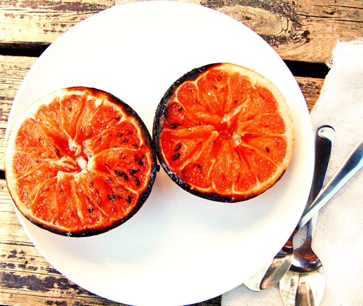 Grapefruit Brulee | Culinary Cool - The Blog | Pinterest