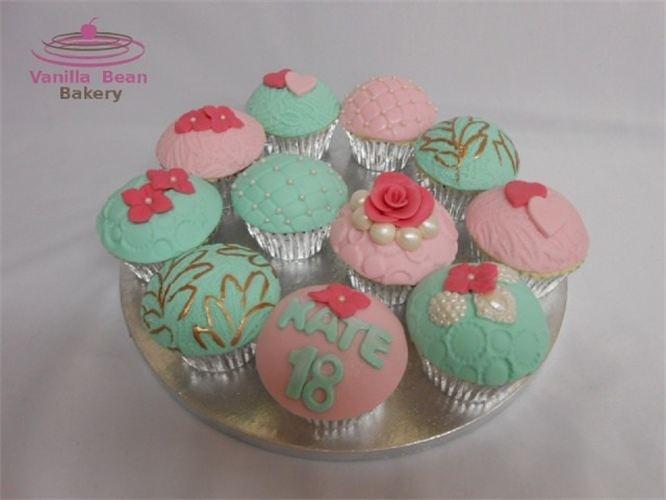 Vanilla Bean Bakery - Cupcakes | Siofra | Pinterest