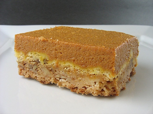 Pumpkin Pie Squares | Brownies & Bars | Pinterest