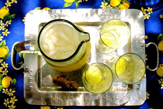 Ginger Limeade | Beverages | Pinterest