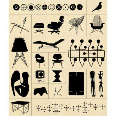 charles and ray eames graphic design