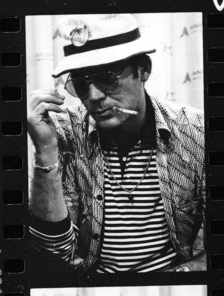 hunter s thompson New to reddit quotesporn is a subreddit dedicated to insightful quotes  imposed on sfwporn worthy images quotesporn distinguishes itself.