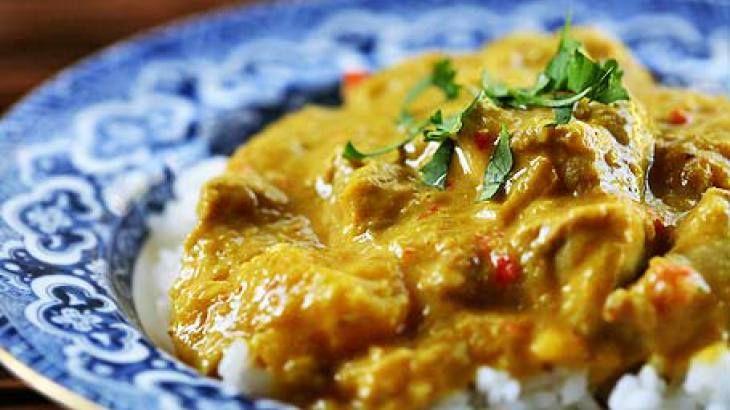 Curried Mango Chicken Recipes — Dishmaps