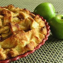 Apple Pie by Grandma Ople   Taste   Pinterest