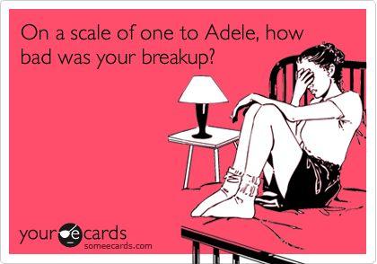 break-ups.