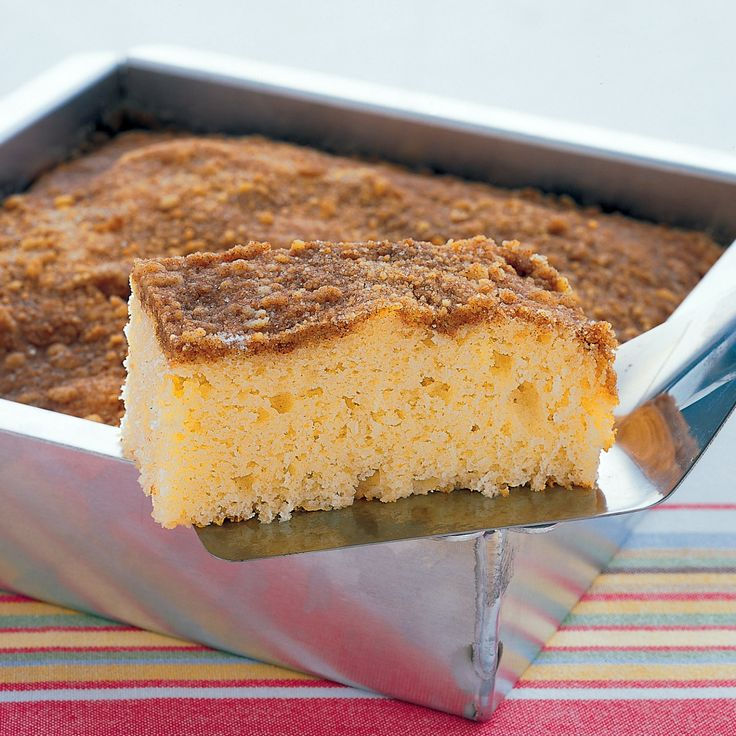 Cinnamon Coffee Cake | Recipe