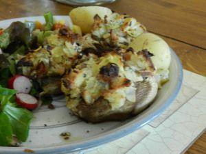 Boursin stuffed mushrooms | Appetizers | Pinterest