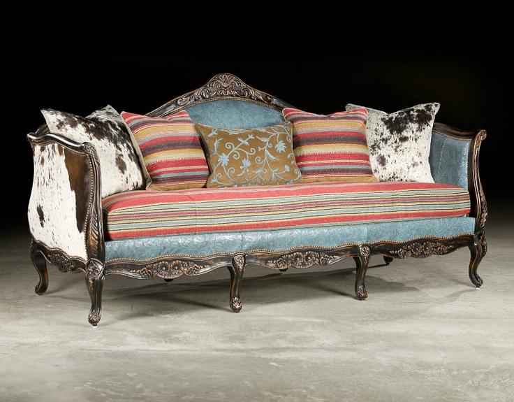 Living Room  Ross Furniture  Old world sofas  Pinterest