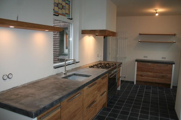Houten Keukens van Koak Design  Keuken  Pinterest