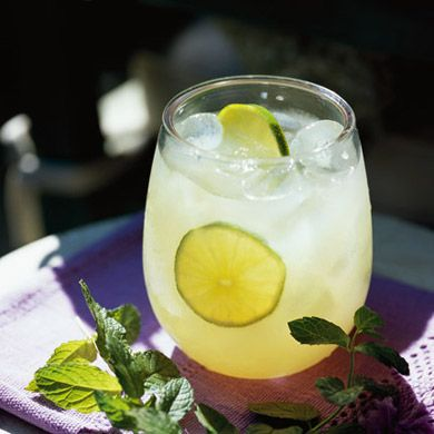 Nojito. Faux-jito. Whatever you'd like to call it -- it's a non ...