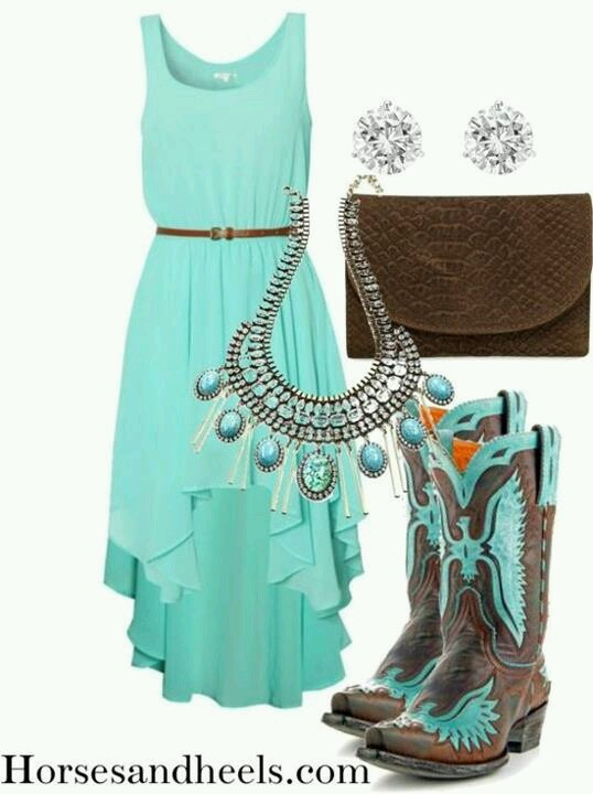 Brown country dresses ideas for