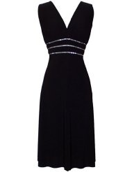 Black Dress  Size on Sexy Little Black Cocktail Dress Crystals Jr Plus Size Clothing   Up