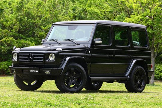 mastermind JAPAN x Mercedes-Benz G 55 AMG. This is what I want!!!