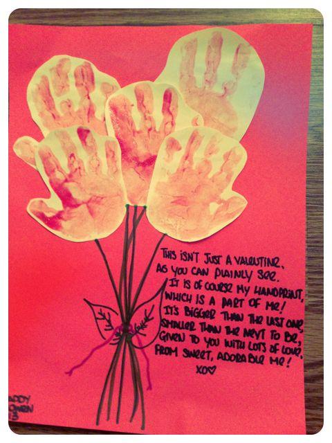 valentine's day kid craft cards