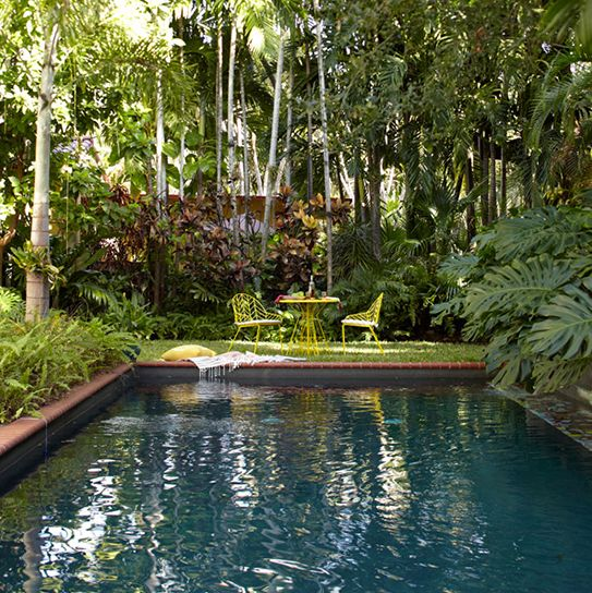 nice backyard hideaway pools for my home pinterest