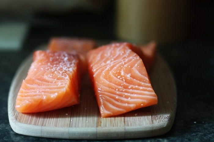 Simple Poached Salmon Recipe | Set the TableSet the Table