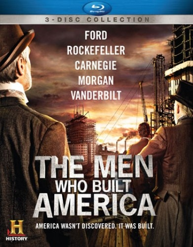 The men who built america blu ray