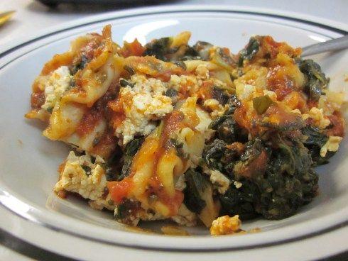 Vegan/veggie crock pot lasagna! Making this next weekend!
