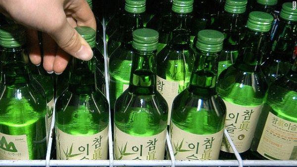 Nhậu nhẹt là một nét văn hóa của Hàn Quốc