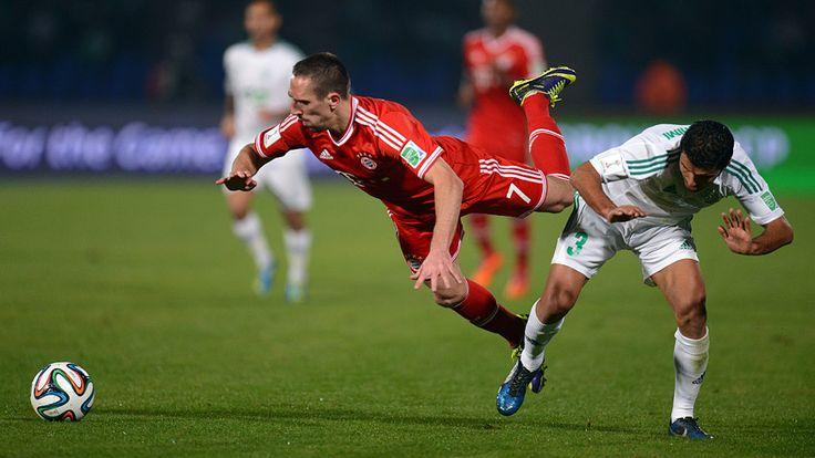 FIFA CLUB WORLD CUP CHAMPION 2013 12/21/2013 FC Bayern München 2 - 0 ...