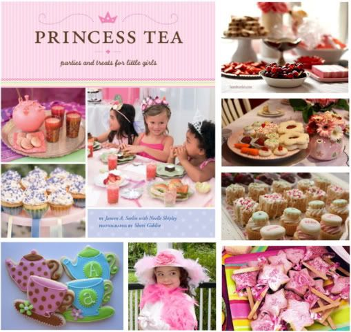 Princess Tea Party :)