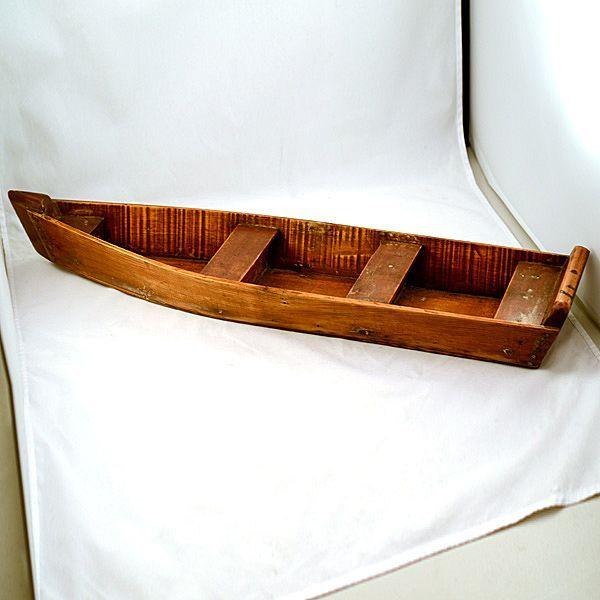 Vintage Toy Boat 41