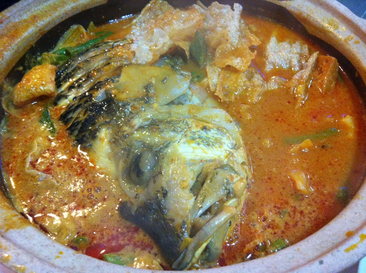 Curry Fish Head!!!!