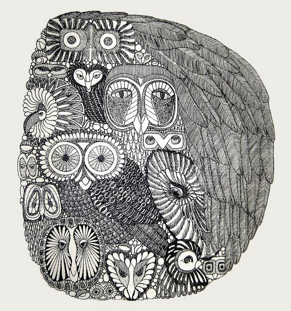 The Nightwatchers, Peter Parnall c.1971