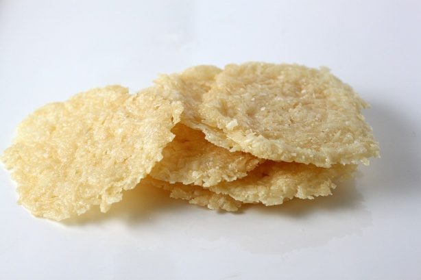 Parmesan Crisps | Paleo Treats | Pinterest