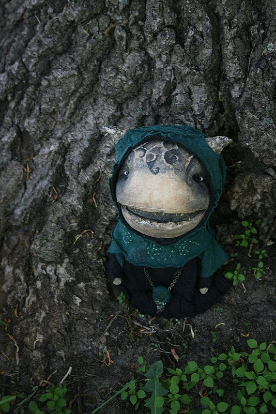 Forest wizard by Tenzelen on Etsy     130 00Forest Wizard