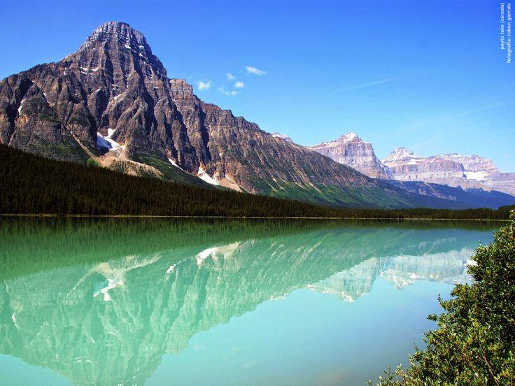 Lago peyto - canadá
