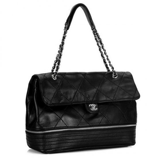 Chanel34329NewCollectionBlack