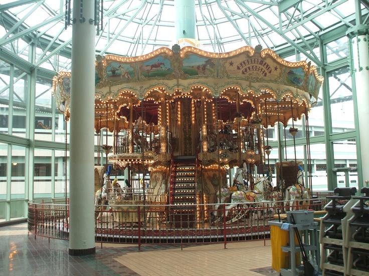Danbury Fair Mall Carousel Danbury Ct Memories Pinterest