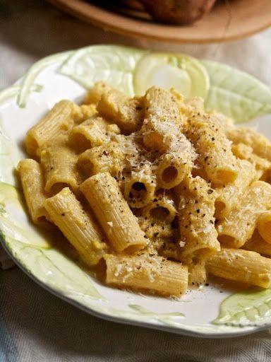 Creamy Squash Rigatoni Recipe on Yummly | Yummm | Pinterest