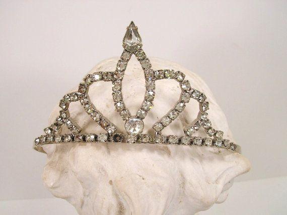 Pageant Tiara amp Crown Groups  Rhinestone Tiaras Pageant
