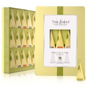 Tea Forte Large Tin Sampler Collection $21.88