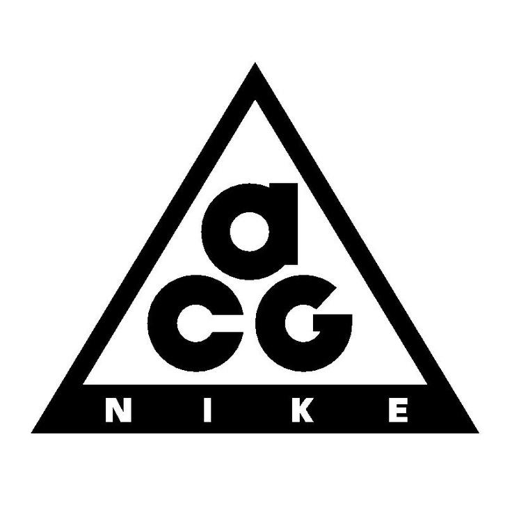 nike acg logo.jpg (808×808)