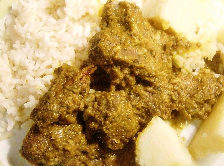 Jamaican Curried Goat | Jamaica's Food of Champions | Pinterest