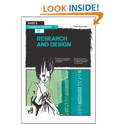 Fashion Design buying research