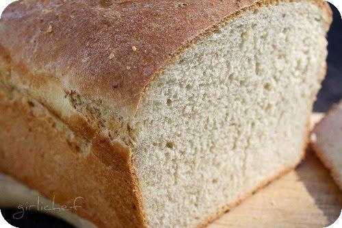 girlichef: Maple Oatmeal Bread | Recipes: Desserts & Breads | Pintere ...