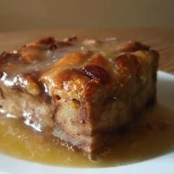 Bread Pudding with Whiskey Sauce | Favorite Recipes | Pinterest